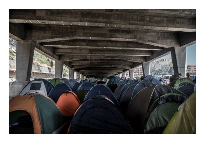 05 - Athens june 2016 - Piraeus camp
